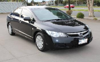 2008 Honda Civic VTI MY08